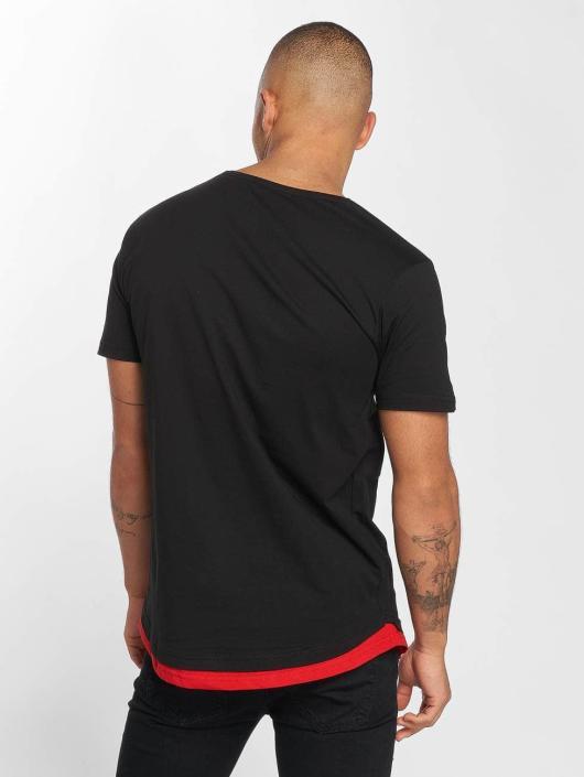 T shirt Basic Noir Def 466131 Homme dCBsxhtrQ