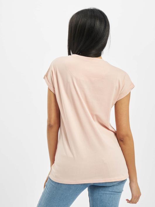 DEF T-Shirt Sizza rosa