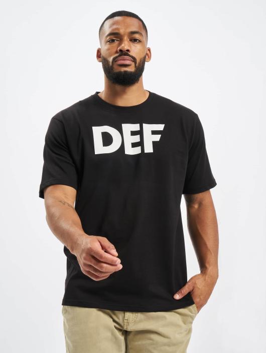 DEF T-Shirt Her Secret schwarz