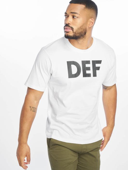 DEF T-Shirt Her Secret weiß