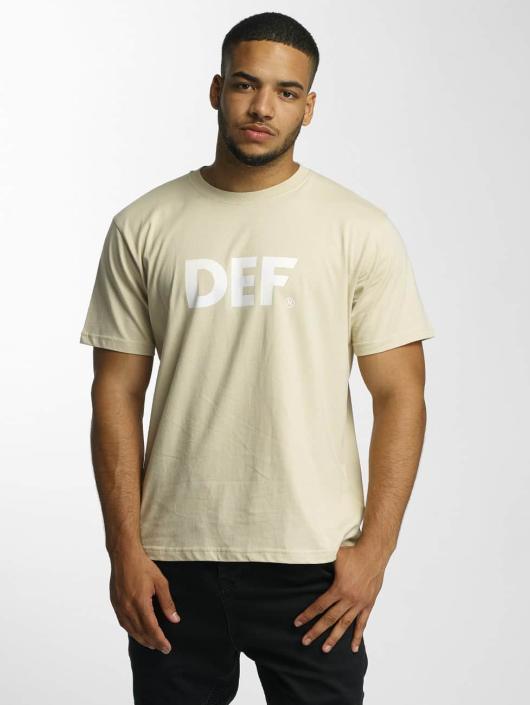 DEF T-Shirty Her Secret bezowy