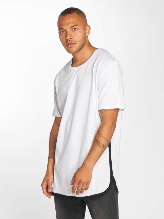 DEF T-Shirty Silas bialy