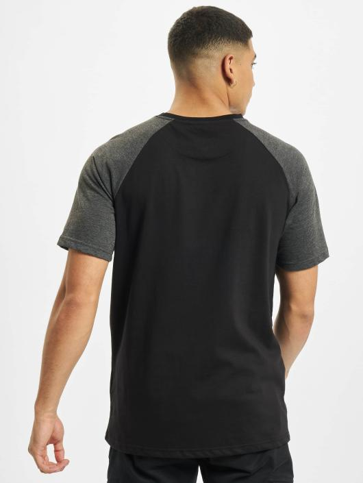 DEF T-Shirty Roy czarny