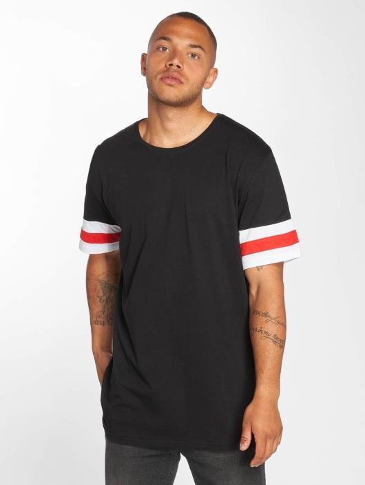 DEF T-Shirty Waldo czarny