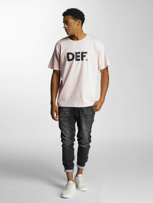 DEF T-Shirty Her Secret rózowy