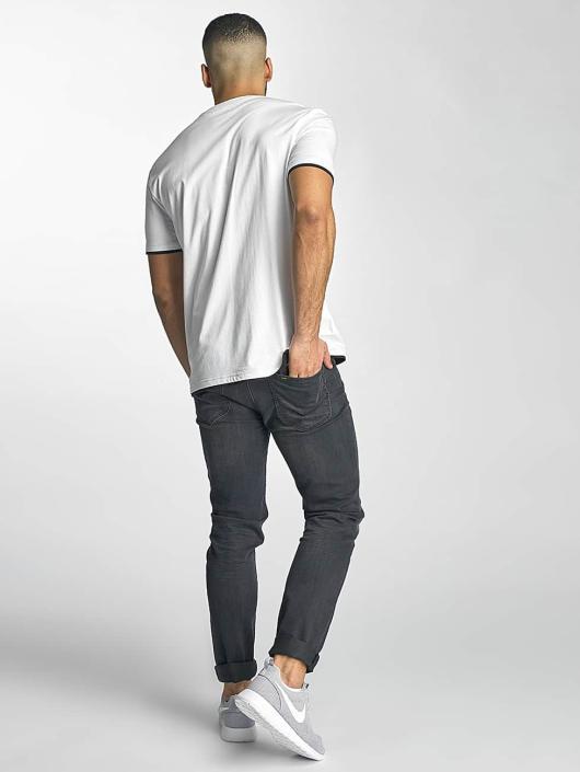 DEF T-skjorter Logo hvit