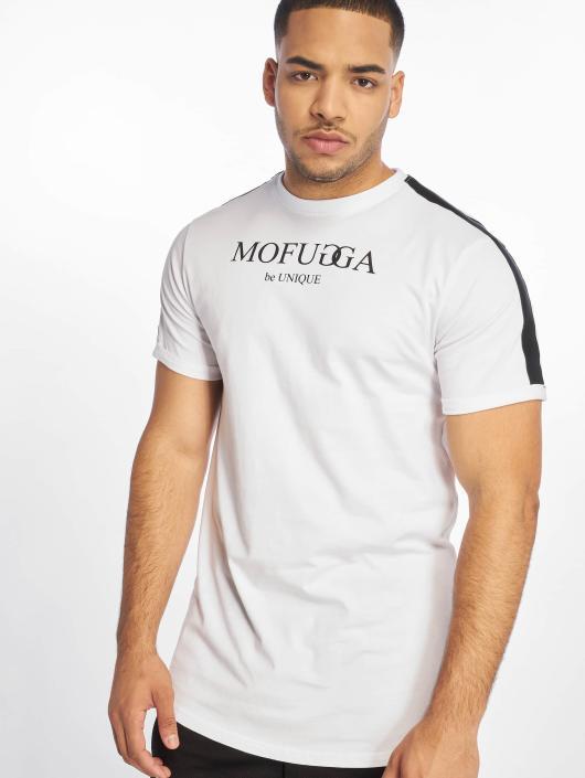DEF T-skjorter Mofugga beUNIQUE hvit