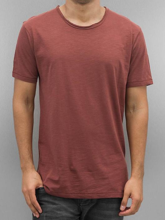 DEF T-skjorter Irvine red