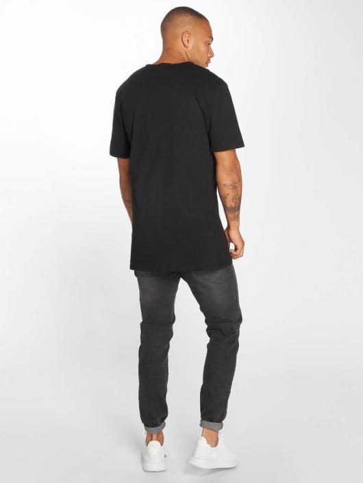 DEF T-skjorter Van svart