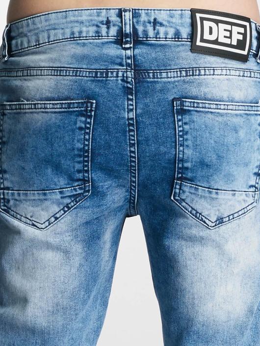 DEF Tynne bukser Hamza blå