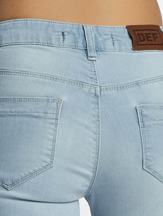 DEF Tynne bukser Katy blå