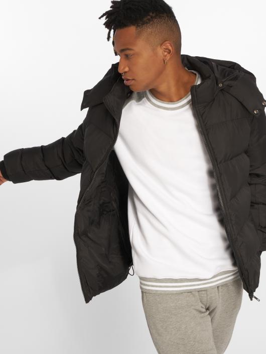 DEF Winter Jacket Bumble black