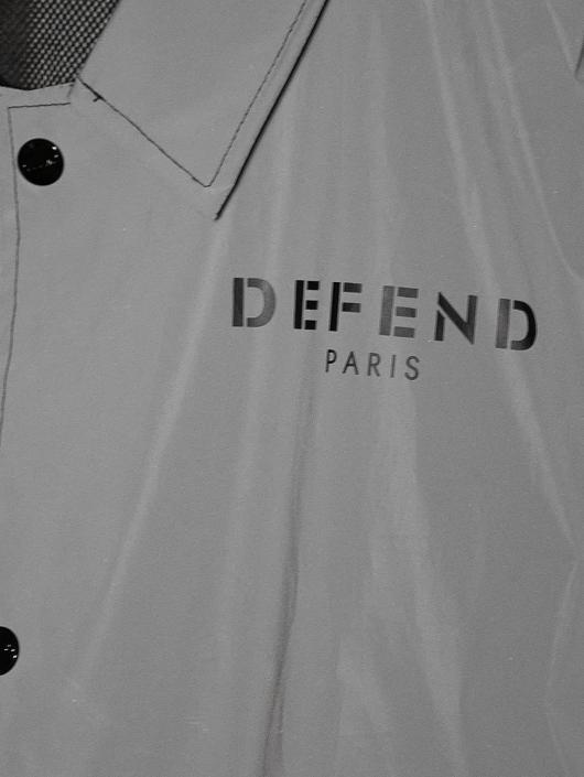 Defend Paris Zomerjas Illegal zwart