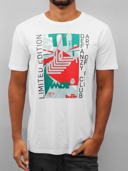 DefShop T-Shirt Art Of Now MÖE weiß