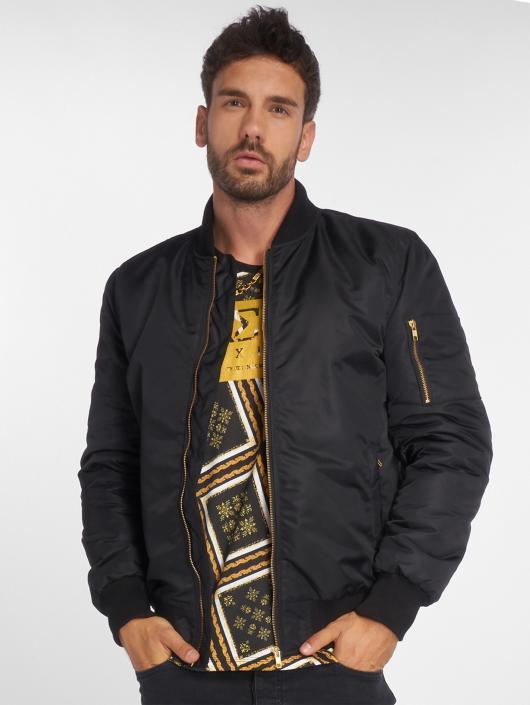 Deus Maximus Bomber jacket Gianni black