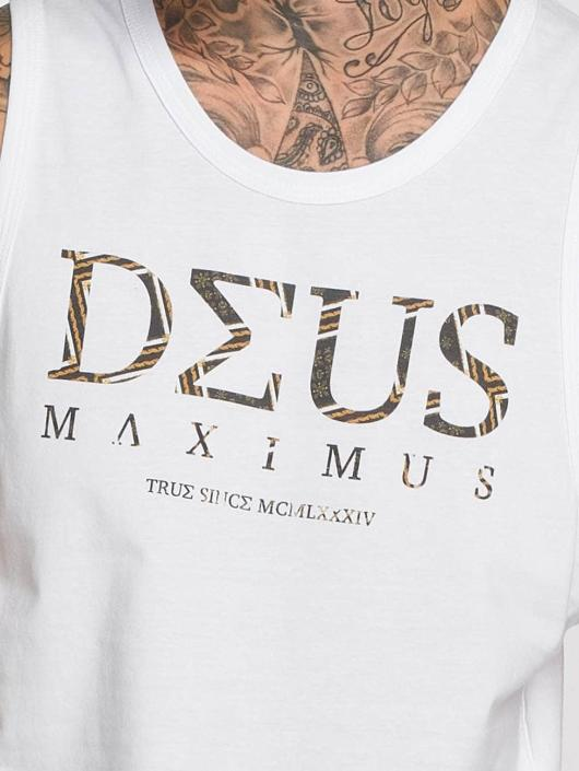 Deus Maximus Débardeur Donatello blanc