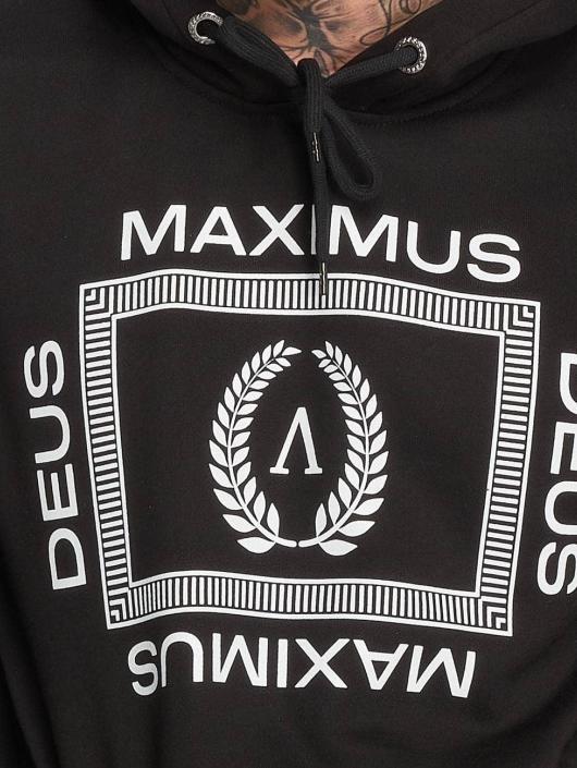 Deus Maximus Hoody Orazio schwarz