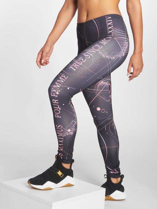 Deus Maximus Legging Andromeda zwart