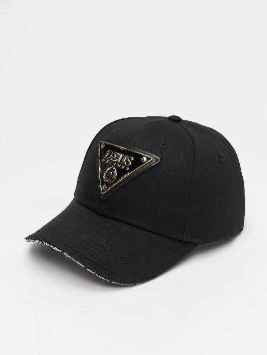 Deus Maximus Snapback Caps Gianni sort