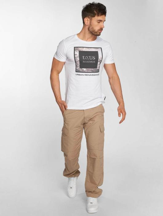 Blanc 476556 Fiori Homme Deus Maximus T shirt ZkXiuP