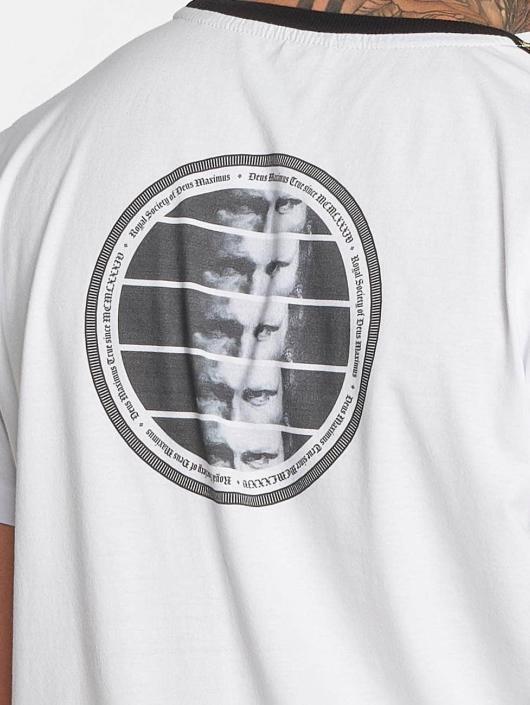 Deus Maximus T-Shirt Vero blanc