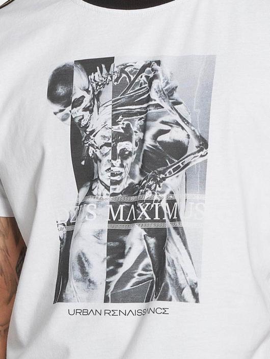 Deus Maximus T-Shirt Gemini blanc