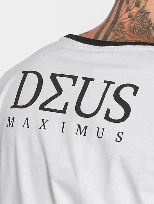 Deus Maximus T-Shirt Pax blanc