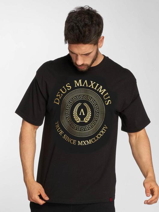 Deus Maximus T-Shirt Honor noir