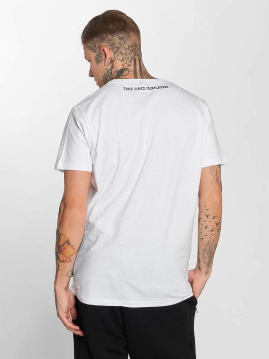 Deus Maximus t-shirt Iovis wit