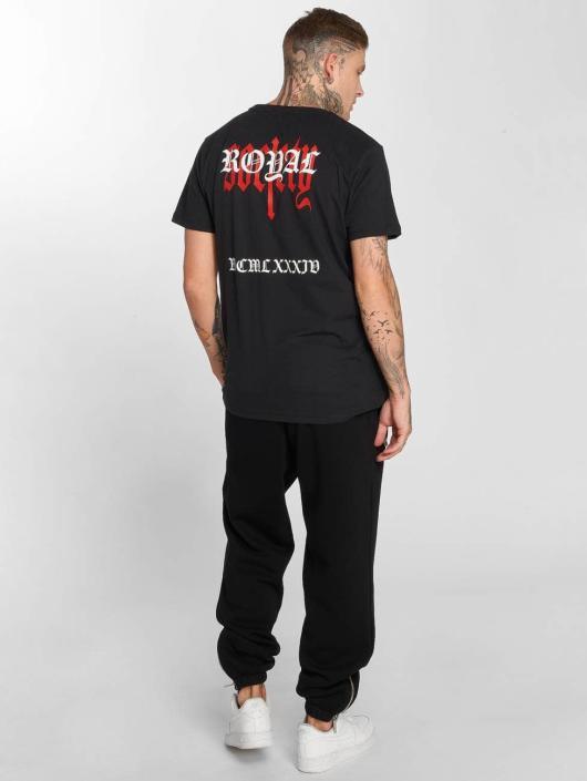 Deus Maximus t-shirt Giacomo zwart