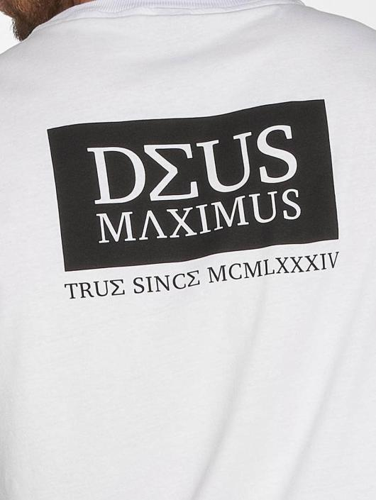 Deus Maximus T-Shirty Fides bialy