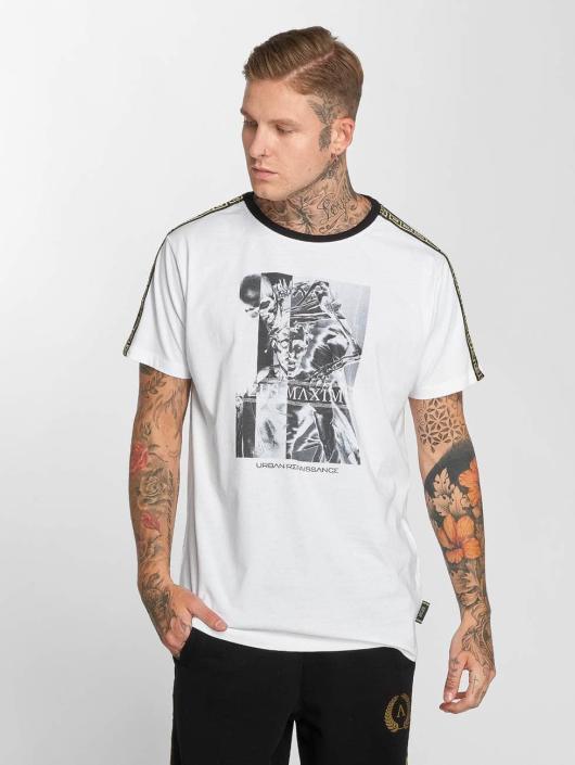 Deus Maximus T-skjorter Gemini hvit
