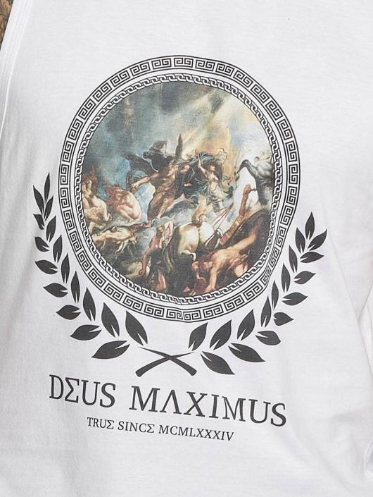 Deus Maximus Tank Tops Iovis biela