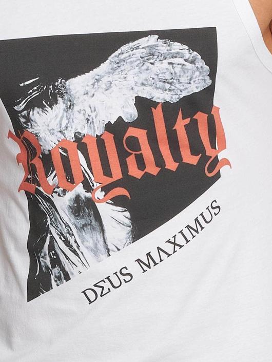 Deus Maximus Tank Tops Pietas weiß