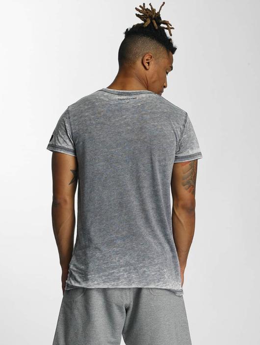 Devilsfruit T-Shirt Ransome grau