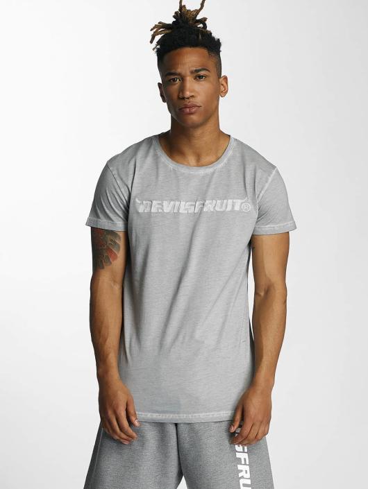 Devilsfruit T-Shirt Holla grey