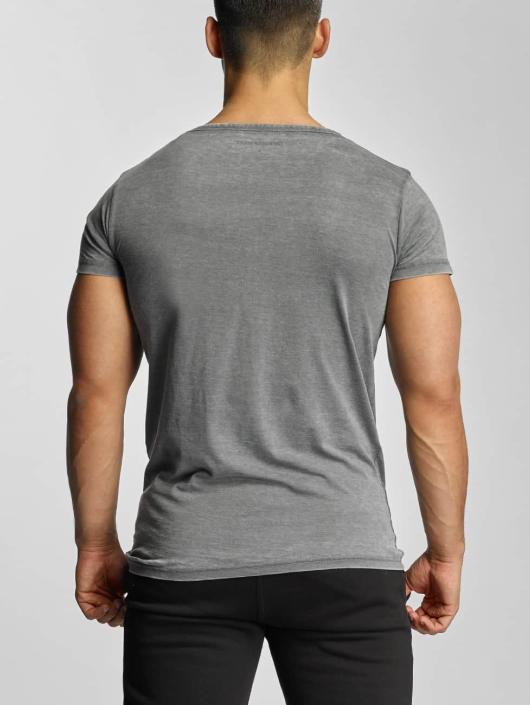 Devilsfruit T-Shirty Basic szary