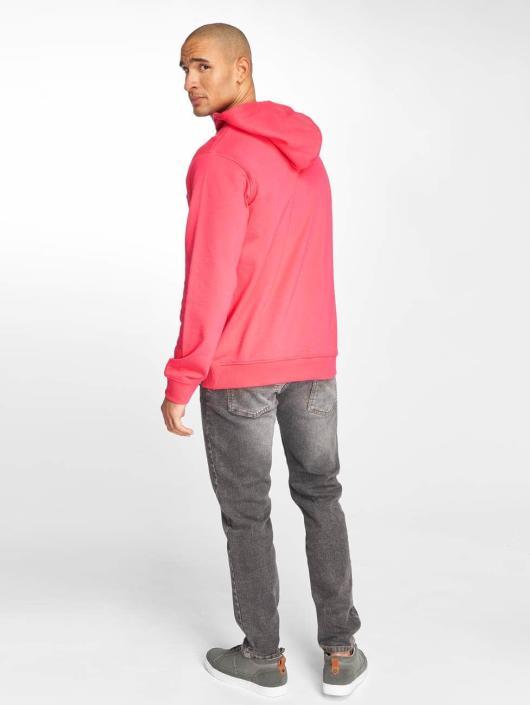 Dickies Bluzy z kapturem Thickett pink