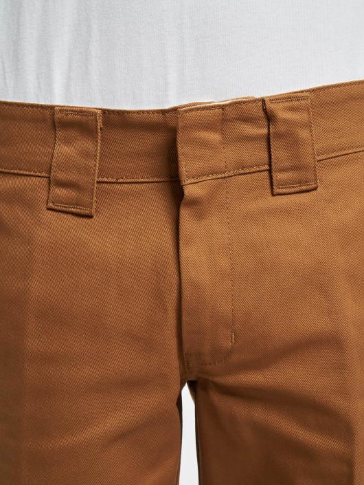 Dickies Cargo Nohavice Cotton 873 hnedá