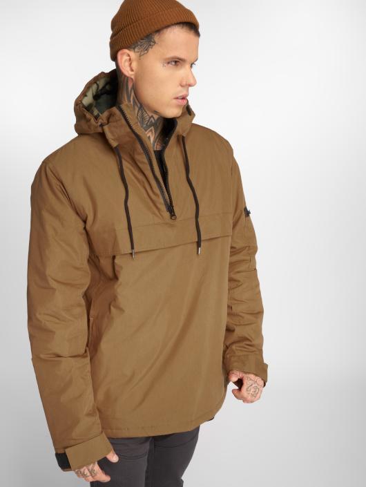Dickies Chaqueta de entretiempo Belspring Pullover marrón