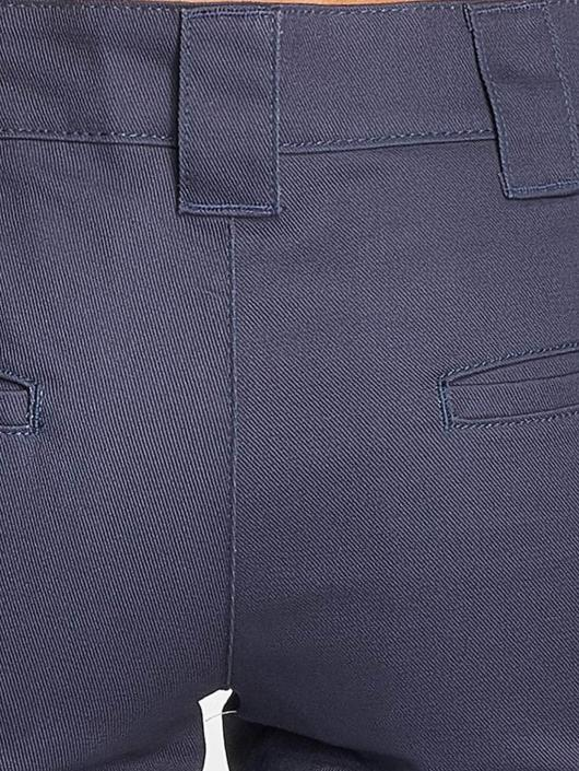Dickies Chino pants Cotton 873 blue
