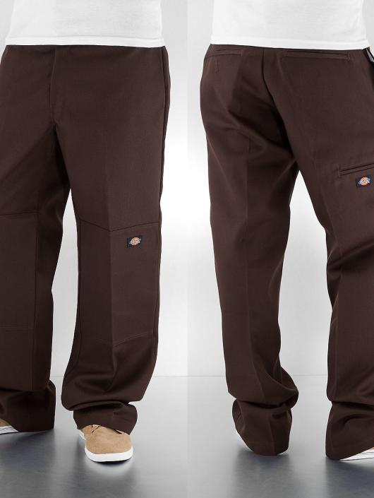Dickies Chino pants Double Knee Work brown