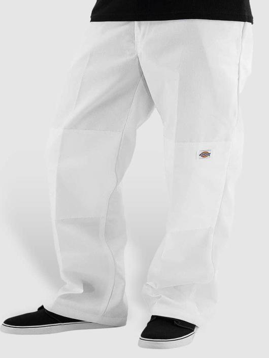 Dickies Chino pants Double Knee Work white