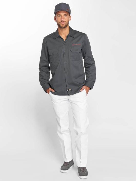 Dickies Chino pants Slim Straight Work white