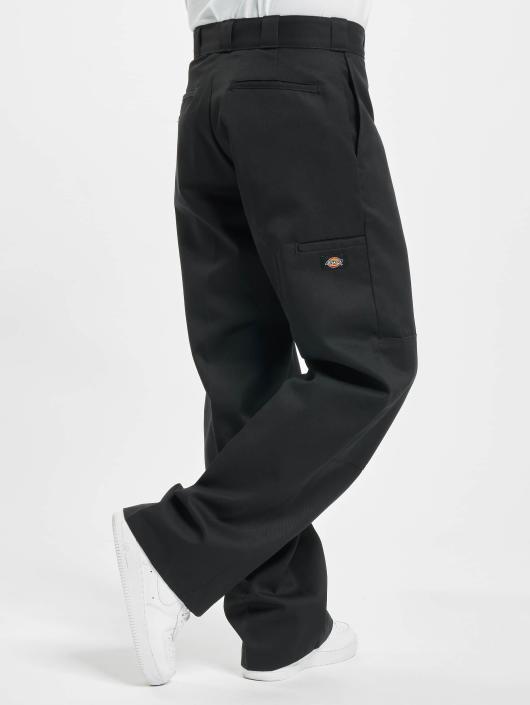 Double Dickies Black Knee Work Pants Chino shQdtr