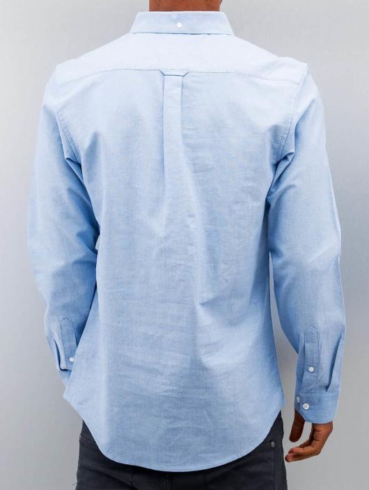 Dickies Hemd Mount Pleasant blau