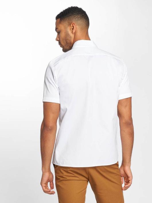 Dickies Hemd Short Sleeve Slim Work weiß