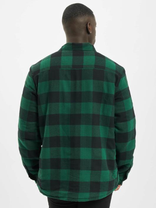 Dickies Koszule Lansdale zielony