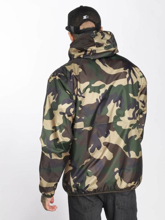 Dickies Lightweight Jacket Centre Ridge camouflage