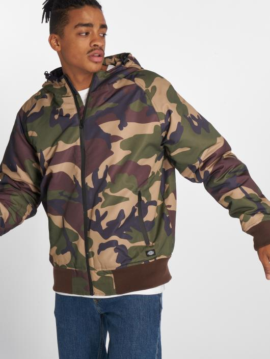 Dickies Lightweight Jacket Fort Lee camouflage